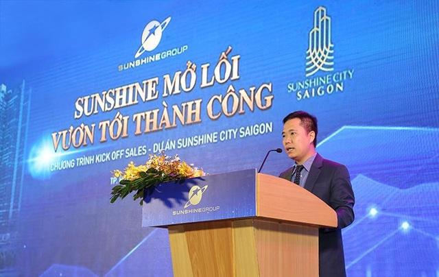 Sunshine Group kỳ vọng Sunshine City Sài Gòn sẽ là lựa chọn đắt giá của giới đầu tư cũng như người mua nhà Sài Gòn