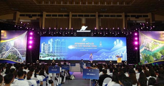 """Sunshine Group công phá thị trường bất động sản phía Nam bằng dự án """"mở màn"""" Sunshine City Sài Gòn"""