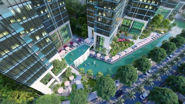 Cư dân tại Sunshine City Sài Gòn sẽ được thụ hưởng một cuộc sống tràn ngập sắc xanh nhưng lại vô cùng thông minh và hiện đại.