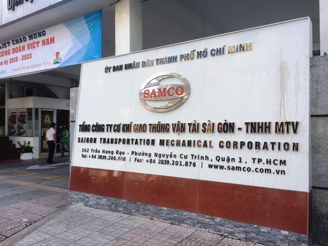 Thanh tra TPHCM đã có quyết định thành lập Tổ kiểm tra tiêu cực tại Tổng công ty Samco