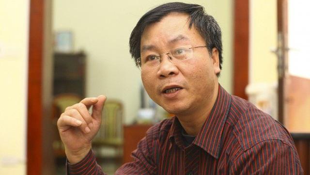 TS Vũ Đình Ánh, chuyên gia kinh tế