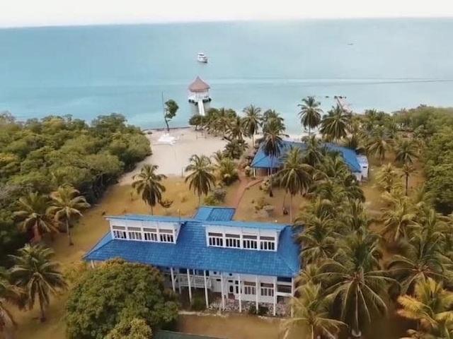Khu nghỉ dưỡng trên hòn đảo riêng tư