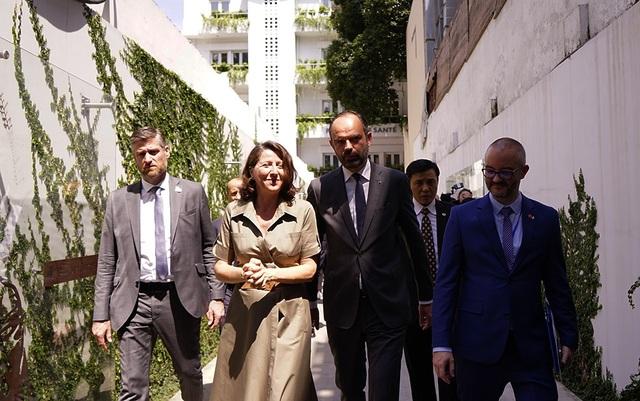 Thủ tướng Pháp Édouard Philippe thăm TPHCM nhân chuyến thăm chính thức Việt Nam từ ngày 2-4/11