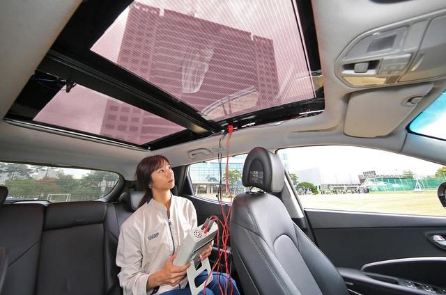 Xe Hyundai và Kia sẽ dùng năng lượng mặt trời - 2