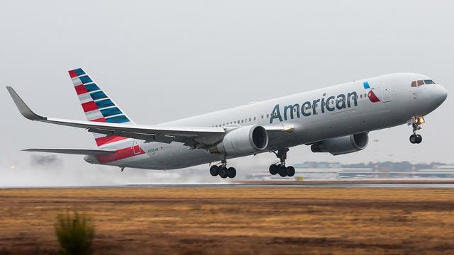 Một chuyến bay của hãng hàng không American Airlines