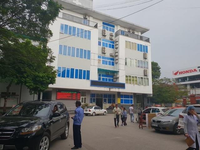 Sai phạm trong dự án trăm tỷ, đại diện Bệnh viện đa khoa tỉnh Bắc Giang nói gì? - 1