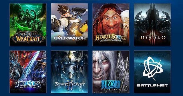 Những dòng game đình đám của Blizzard chỉ bắt nguồn từ Warcraft, Diablo và Starcraft. Sau này, chỉ có Overwatch là được phát triển và tạo được tiếng vang lớn.