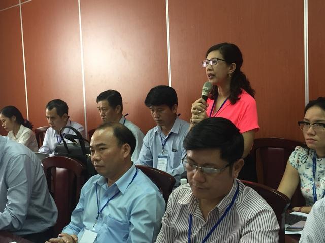 """Hội thảo bàn về""""Mô hình giáo dục 4.0 áp dụng, triển khai trong điều kiện tại Việt Nam"""" có sự tham gia gần 100 đại biểu đến từ các trường ĐH"""