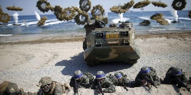 Mỹ - Hàn Quốc thực hiện một cuộc tập trận quy mô nhỏ từ ngày 5-11