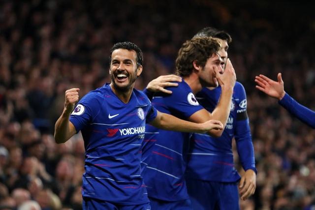 Chelsea đã khẳng định được vị thế của mình ở Premier League năm nay