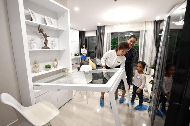Choáng váng kỷ lục bán hết 3.500 căn hộ VinCity Ocean Park sau khi mở cửa nhà mẫu - 3