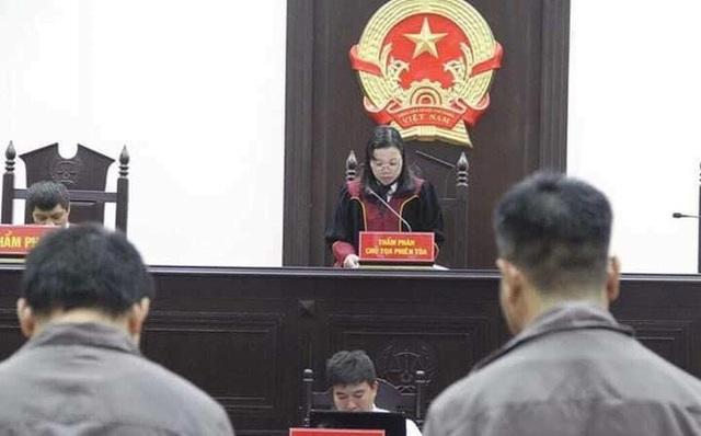 Chủ toạ phiên toà phúc thẩm vụ xe container đâm Innova chạy lùi trên đường cao tốc ngày 1-2/11 vừa qua là bà Lê Thị Hồng Phương.
