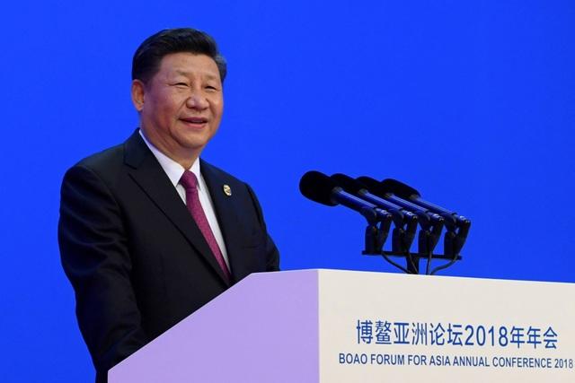 Chủ tịch Trung Quốc Tập Cận Bình (Ảnh: Nikkei)