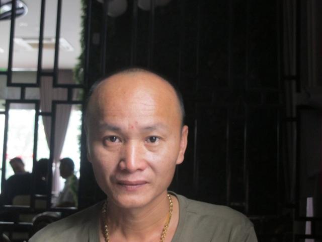 Ông Nguyễn Phúc Lai bức xúc bày tỏ với phóng viên.