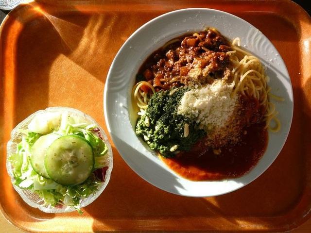 Nhà hàng phục vụ thực đơn là những món ăn cuối cùng của các tử tù trên thế giới