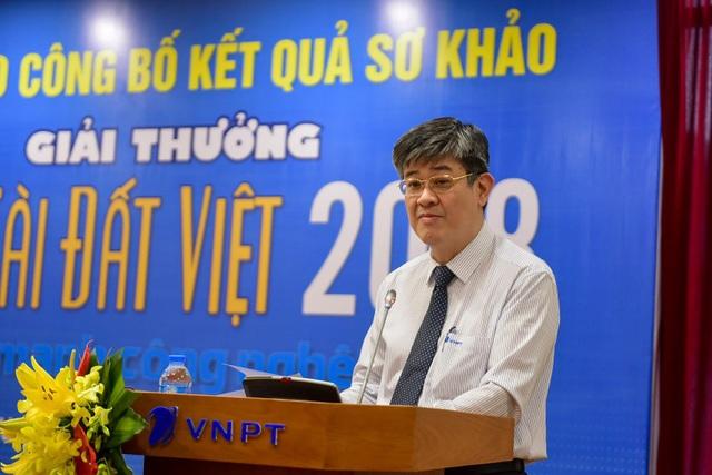 Ông Hồ Đức Thắng, đại diện của VNPT: NTĐV đã trở thành bệ phóng thành công cho các nhân tài từ nhiều năm nay.