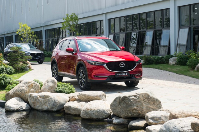 Thaco công bố giá bán xe Mazda màu sơn cao cấp mới - 2