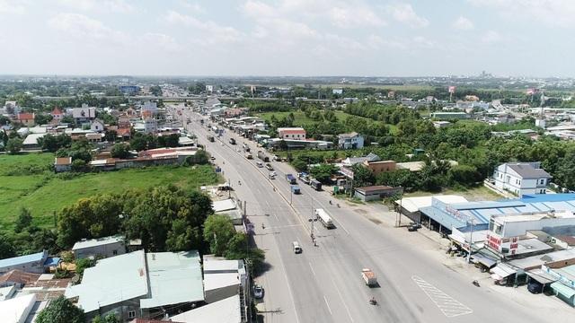 Giao thông thuận tiện, quỹ đất còn nhiều và giá còn rẻ nên thị trường vùng ven thành phố Biên Hòa vẫn sẽ tăng trưởng tốt