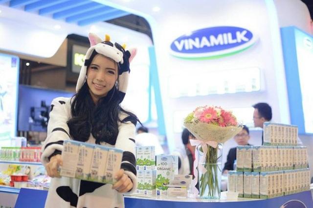 Sản phẩm Vinamilk tham dự CIIE 2018 - Thượng Hải, được người tiêu dùng ưa chuộng - 2