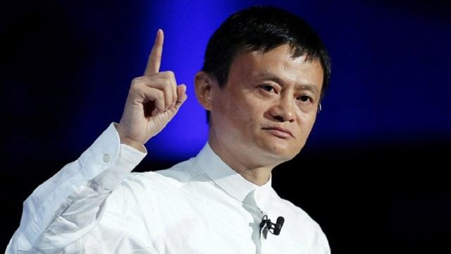 Tỷ phú Jack Ma cho rằng chiến tranh thương mại là điều ngu xuẩn nhất.
