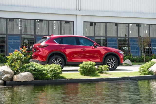 Thaco công bố giá bán xe Mazda màu sơn cao cấp mới - 3