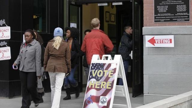 250 triệu cử tri Mỹ đủ điều kiện để bỏ phiếu giữa kỳ. (Ảnh: Twitter)