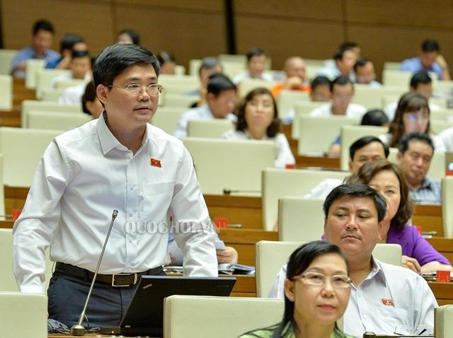 Đại biểu Nguyễn Tuấn Anh (Long An)