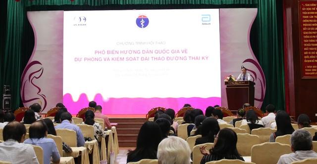 Đái tháo đường thai kỳ: Vấn đề cần được quan tâm tại Việt Nam - 1