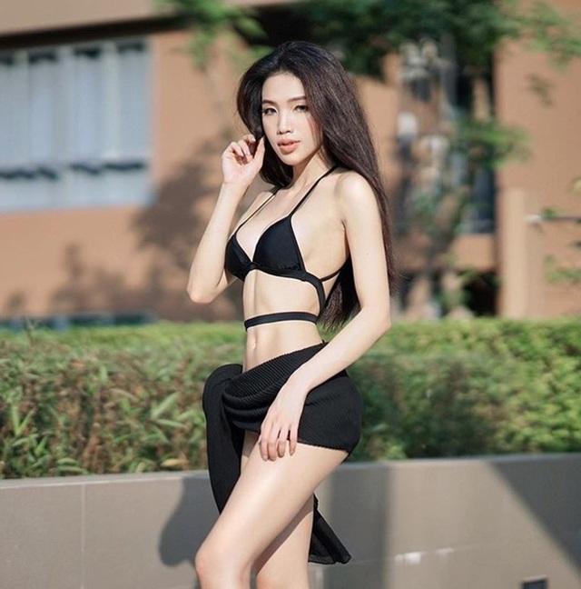 Ann cũng là gương mặt tin cậy của nhiều thương hiệu mỹ phẩm làm đẹp và thực phẩm chức năng tại Thái.