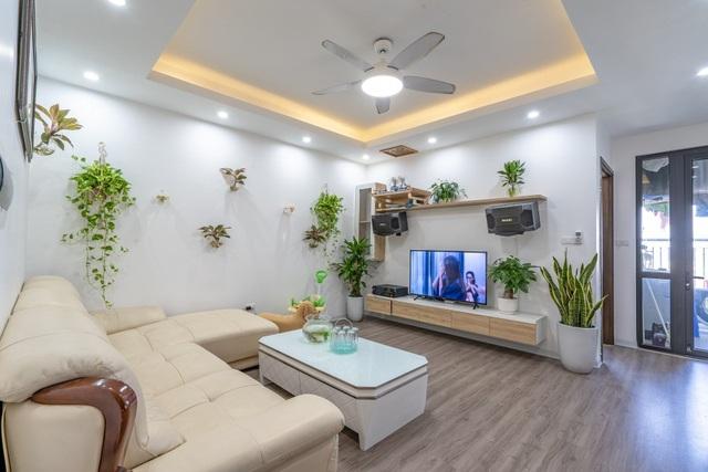 Các căn hộ tại HH1 Garden City được thiết kế linh hoạt