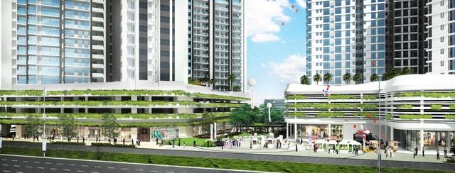 Dự án chung cư cao cấp 'SORA gardens II' tại Thành phố mới Bình Dương - 3