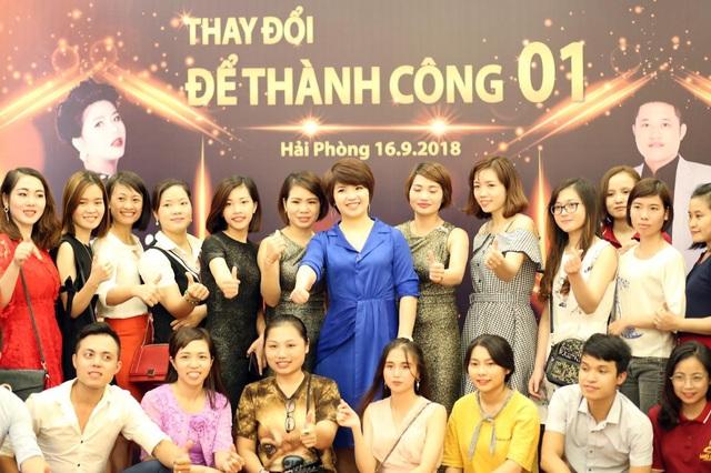 """CEO Tạ Kim Cúc: Từ bán hàng online thành CEO công ty mỹ phẩm Top đầu: """"Sản phẩm phải xuất phát từ tâm"""" - 3"""