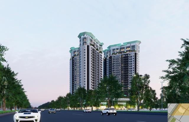Dự án chung cư cao cấp 'SORA gardens II' tại Thành phố mới Bình Dương - 4