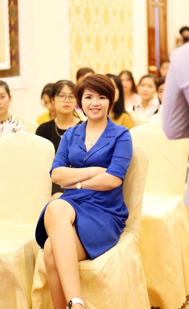 """CEO Tạ Kim Cúc: Từ bán hàng online thành CEO công ty mỹ phẩm Top đầu: """"Sản phẩm phải xuất phát từ tâm"""" - 4"""
