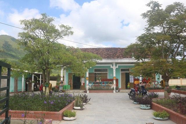 Điểm trường Thanh Xuân, Trường Mầm non xã Quảng Hợp, huyện Quảng Trạch.