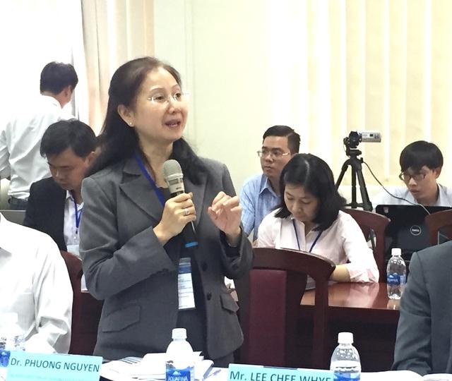 TS Nguyễn Thanh Phượng, Giám đốc quốc gia, ĐH bang Arizona (Mỹ)