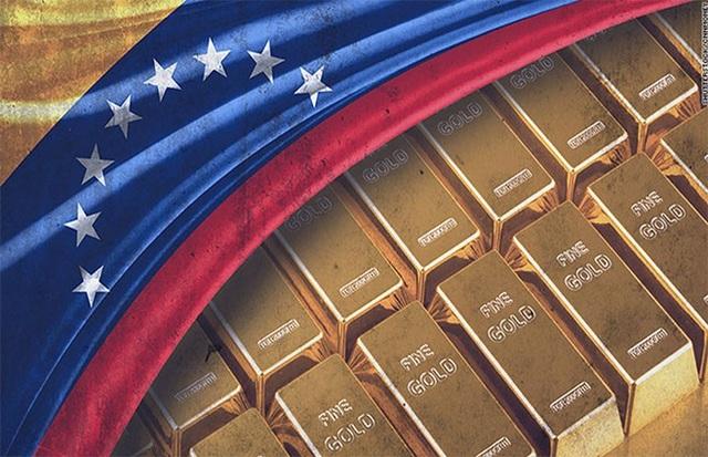 Trong nhiều thập kỷ qua, Venezuela đã lưu trữ lượng vàng lớn ở ngân hàng trung ương trong nước và ở cả các ngân hàng nước ngoài.