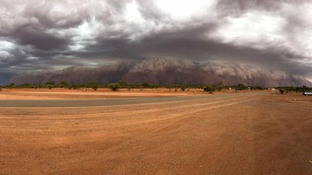 Bang New South Wales, Australia đang trải qua đợt khô hạn kéo dài