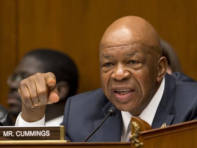 Nghị sĩ Elijah Cummings (Ảnh: Defender)
