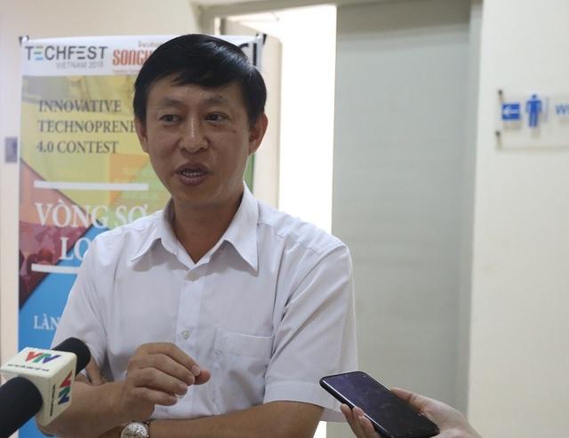 Ông Lý Đình Quân, Trưởng làng Du lịch, Nhà sáng lập Songhan Incubator.