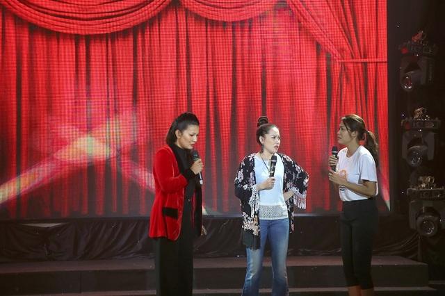 Nhóm kịch diễn viên Kiều Trinh.