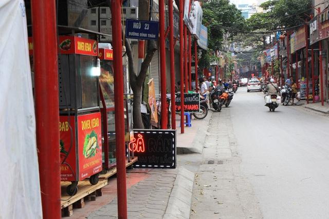 Hà Nội có tuyến phố kiểu mẫu thứ 2 - 3