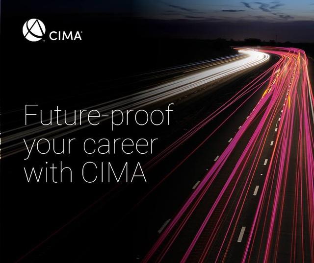 Cơ hội sở hữu chứng chỉ nghề nghiệp CIMA với 1 bài thi - 1