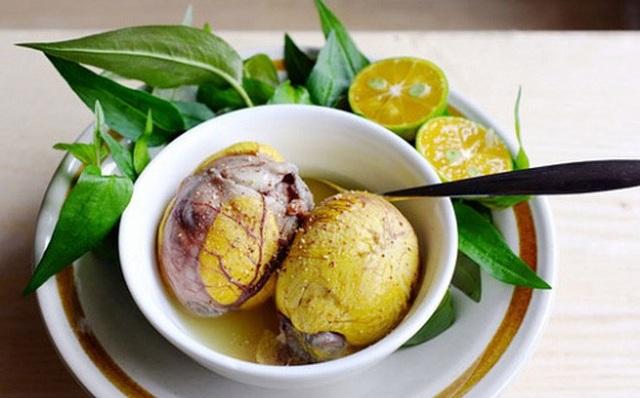 Nhiều trang báo nước ngoài xếp món ăn này là một trong những món kinh dị nhất thế giới.
