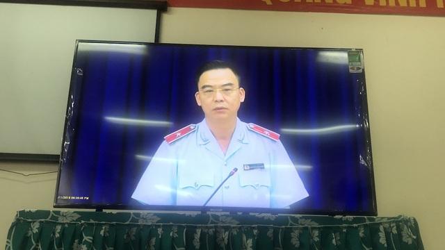 Trưởng Ban Tiếp công dân Trung ương Nguyễn Hồng Điệp mong người dân Thủ Thiêm hợp tác để sớm giải quyết vấn đề quy hoạch Thủ Thiêm