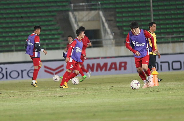 Xuân Trường vẫn là nhân tố quan trọng của đội tuyển Việt Nam