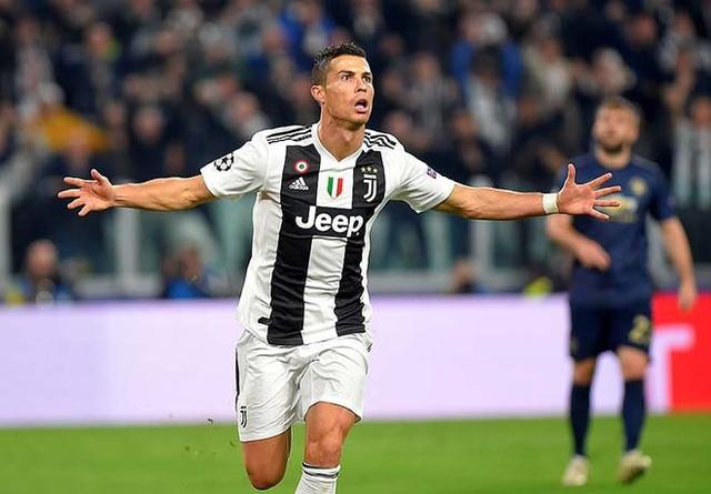 C.Ronaldo thừa nhận Juventus đã tặng quà MU