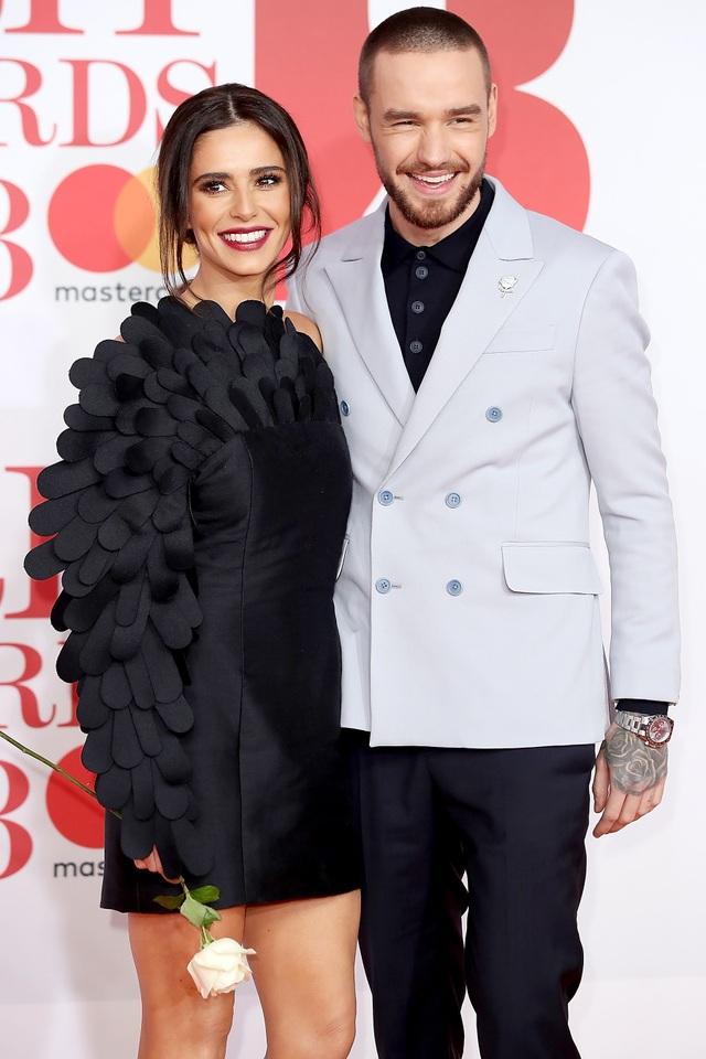 Cheryl thuở còn gắn bó với Liam Payne