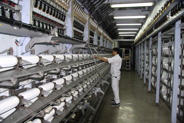 Sau 4 tháng kể từ khi kí kết hợp tác, dự án tái khởi động nhà máy PVTex đã đạt những kết quả rất khả quan.