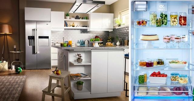 Dung tích tủ lạnh như thế nào là phù hợp với người dùng? - 2